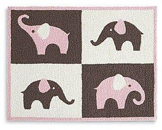 Carter's Elephant Stitch Rug