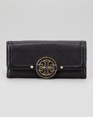 Tory Burch Amanda Continental Wallet, Black