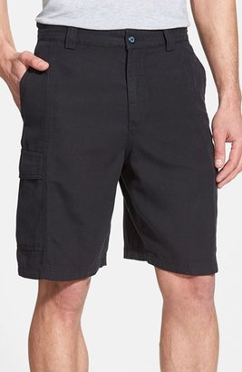 Men's Tommy Bahama 'Key Grip' Relaxed Fit Cargo Shorts $88 thestylecure.com