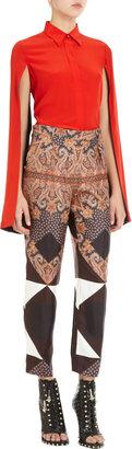 Givenchy Geometric Paisley Pant