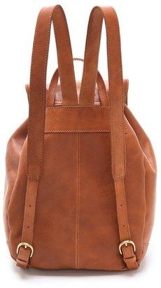 Madewell Leather Rucksack
