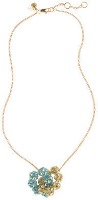 J.Crew Girls' pavé links necklace