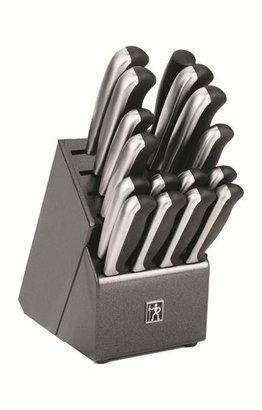 Zwilling J.A. Henckels J.A. 17-pc. Fine Edge Synergy Knife Block Set