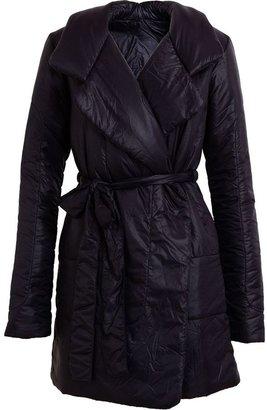 Norma Kamali Reversible Sleeping Bag Trench Coat
