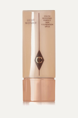 Charlotte Tilbury Light Wonder Youth-boosting Foundation Spf15 - 3 Fair, 40ml