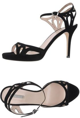 Giorgio Armani Platform sandals