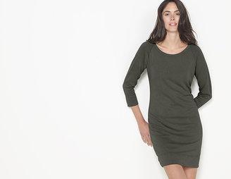 James Perse Vintage Fleece Sweatshirt Dress