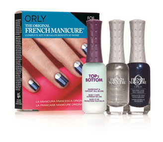 Orly Foil FX The Original French Manicure 3x9ml