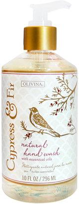 Olivina Cypress Fir Hand Wash