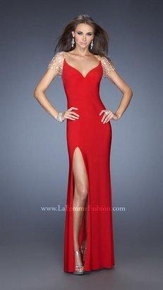 La Femme - Prom Dress 20025 $250 thestylecure.com