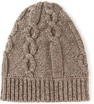 Maison Margiela cable-knit beanie