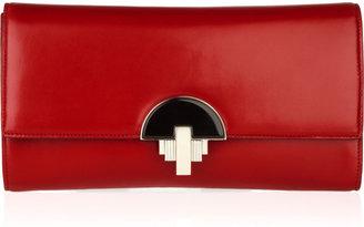 Ralph Lauren Leather clutch