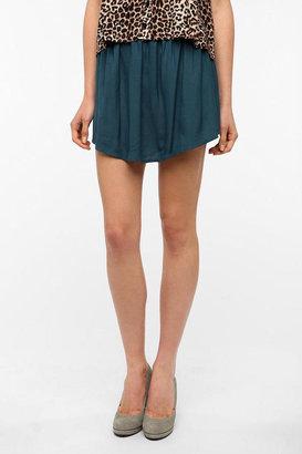 Kimchi & Blue Kimchi Blue Soft Woven Full Skirt