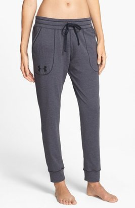 Under Armour 'Pretty Gritty' French Terry Fleece Slouchy Pants