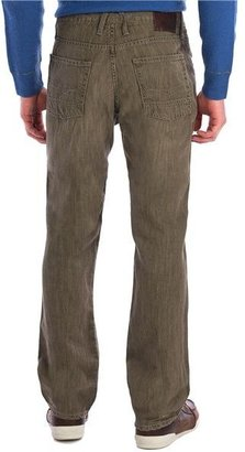 Waterman Agave Denim Moss N Sea Jeans - Relaxed Fit (For Men)