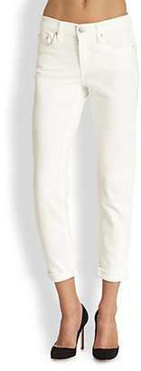 Vince Mason Relaxed Cropped Jeans