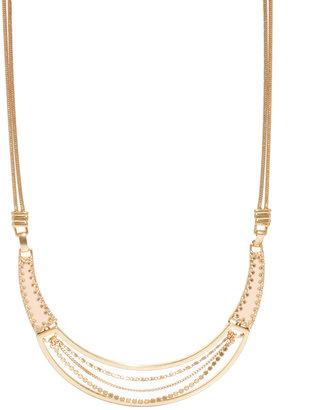 Pilgrim Multi Chain Layered Necklace