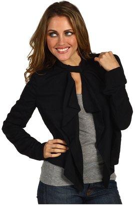 Calvin Klein Jeans L/S Moto Jacket (Black) - Apparel