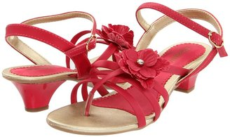Pampili Mel 4 (Toddler/Youth) (Red) - Footwear
