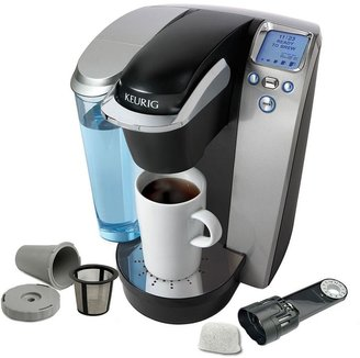 Keurig k75 b70 platinum coffee brewer value bundle