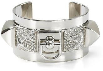 Juicy Couture Heavy Metal Pyramid Cuff