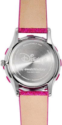 Disney monsters university python nu kappa stainless steel watch - juniors
