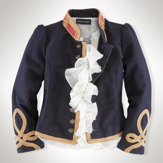 Officer's Military Jacket