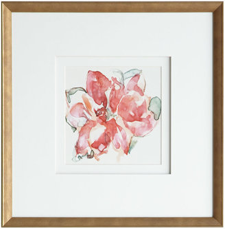 Horchow Dramatic Bloom Giclee