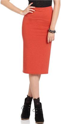 Fire Juniors Skirt, Midi Pencil