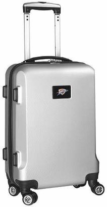 NBA Mojo Carry-On Hardcase Spinner Luggage - Silver