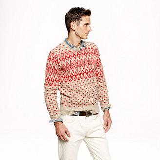 Nordic diamond sweater
