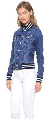 Mother Letterman Bully Jacket