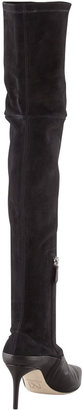 Reed Krakoff Over-the-Knee Stretch Boot