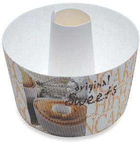 """Bed Bath & Beyond Welcome Home Brands Oven-Safe 6"""" Paper Cake Pans - Photo Sweets (Set of 3)"""
