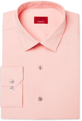 Alfani Slim Fit + Stretch Men's Dress Shirt, Only at Macy's $55 thestylecure.com
