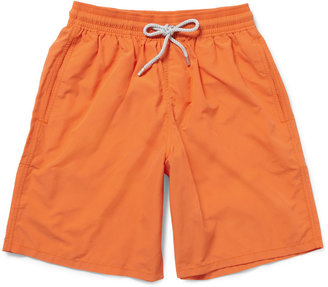 Vilebrequin Okoa Long-Length Drawstring Swim Shorts