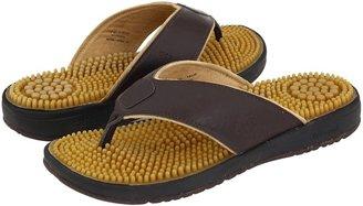 Old Friend Islander Unisex (Black Leather) - Footwear