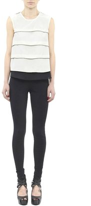 Nicole Miller Tiered Layers Top