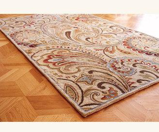 Napa Style Paisley Wool Rugs