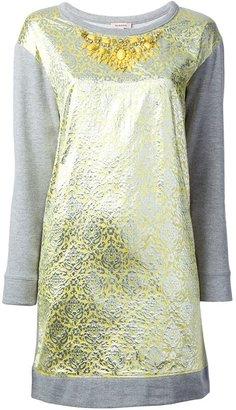 P.A.R.O.S.H. 'Collard' dress