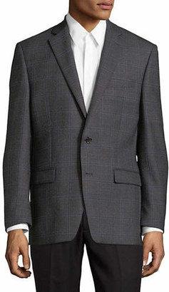 Lauren Ralph Lauren Grid Check Wool Suit