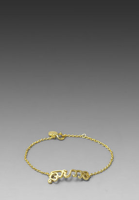 The Brave Collection Chain Bracelet