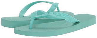 Havaianas Top Flip Flops (White) Women's Sandals