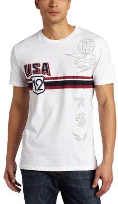 Speedo Men's Team Collection Phelps Jersey Tee