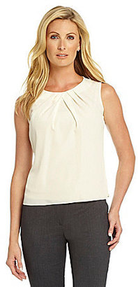 Jones New York Collection Pleated Shell