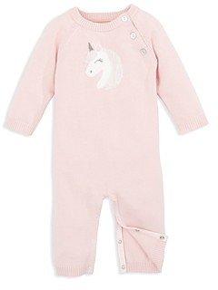 Elegant Baby Girls' Unicorn Romper - Baby