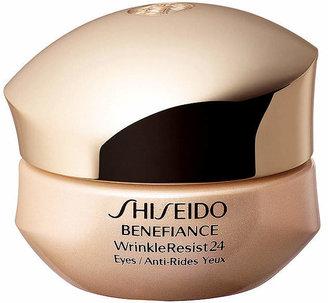 Shiseido Benefiance WrinkleResist24 Intensive Eye Contour Cream, 0.51 oz