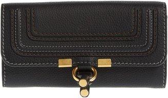Chloé Marcie - Long Leather Flap Wallet