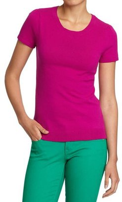 Old Navy Women's Short-Sleeved Sweaters