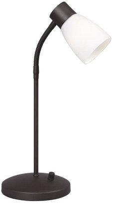 Filament Design Negron 17.5 in. Matte Bronze Desk Lamp
